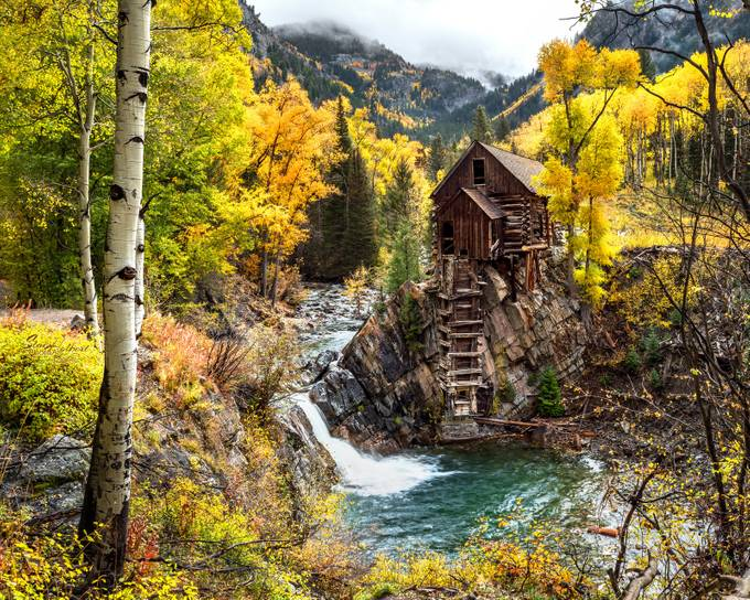 Crystal Mill by sjholbert - Around the World Photo Contest By Discovery