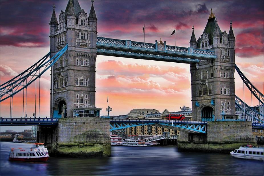Now Thats London Tower Bridge