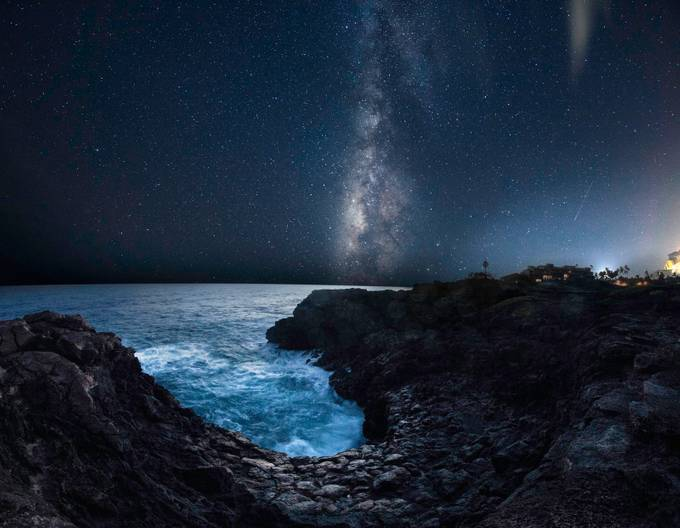 Poipu Milky Way by one7studios - Capture The Milky Way Photo Contest