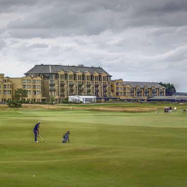 St Andrews Links The Home of Golf, Edinburgh, Scotland