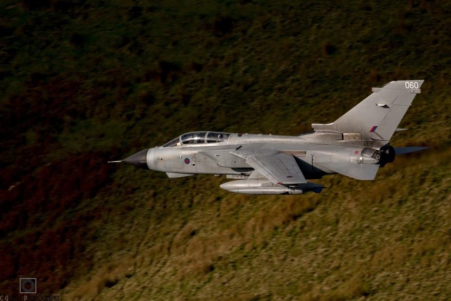Panavia Tornado GR4 from 9 SQN RAF Marham