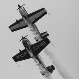 I TOOK THIS SHOT AT AN AIRSHOW IN SOUTH AFRICA