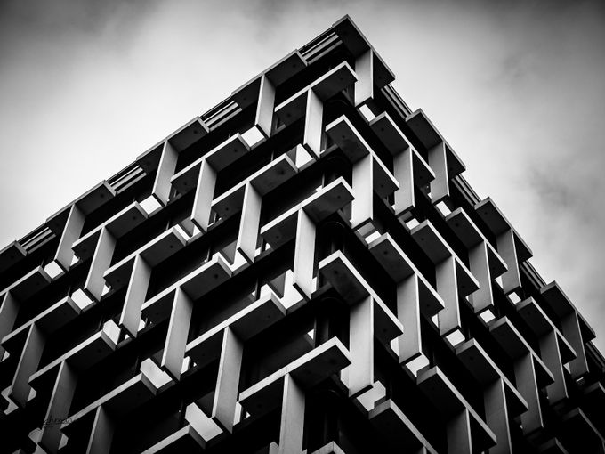 Mystery Building by A_Rachman_Photography - Modern Architecture Photo Contest