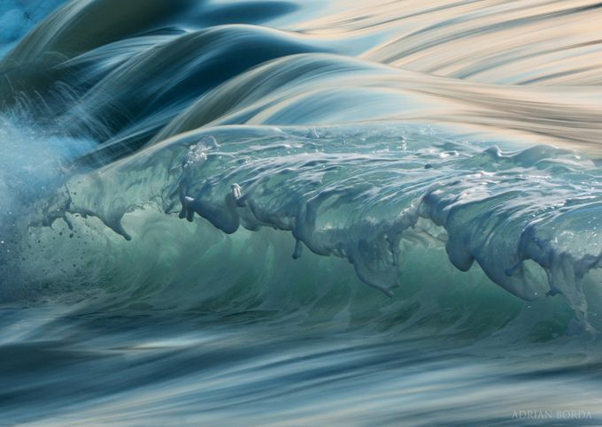 Breaking the waves by adrian-borda - Long Exposure Experiments Photo Contest