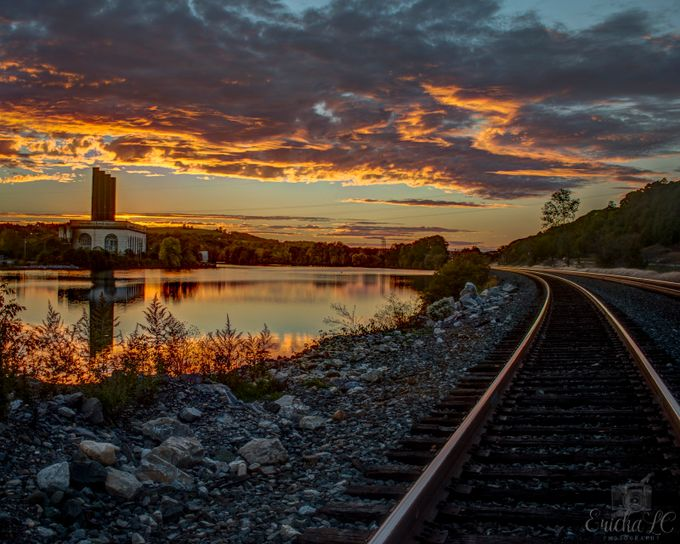 Kane 16_0064 by ErickaLCPhoto - Empty Railways Photo Contest