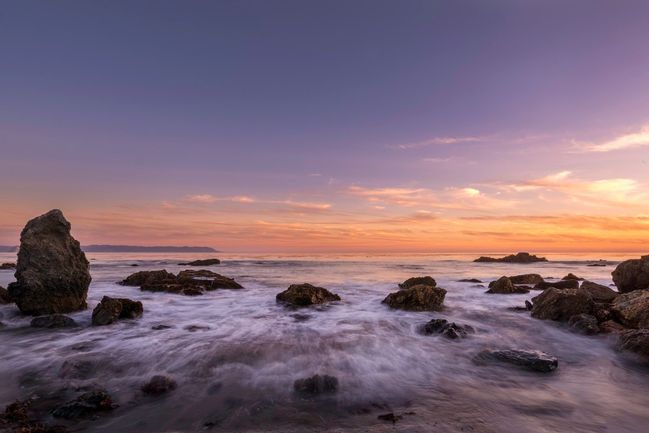 Taken in Morro Bay, Ca along the Central Coast.