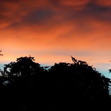 Perfect sunset 092516