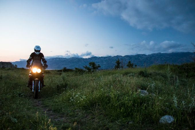 Evening Ride by mdekanic - Motorcycles Photo Contest