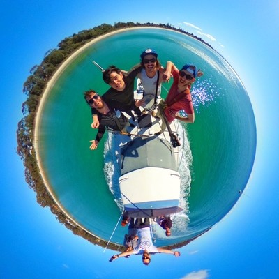 Life in 360 Photo