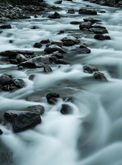 Blurred Waters