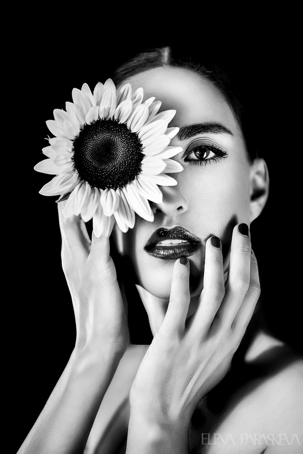 In The Shadow Of The Sunflower by ElenaParaskeva - Monthly Pro Vol 27 Photo Contest
