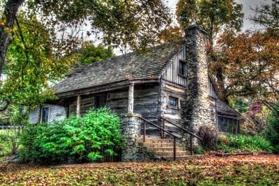 Matt's Old Cabin