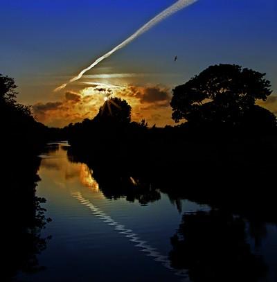 Sunset strip