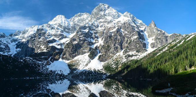 Morning mountain view by SerhiiDzheniuk - Unforgettable Landscapes Photo Contest by Zenfolio