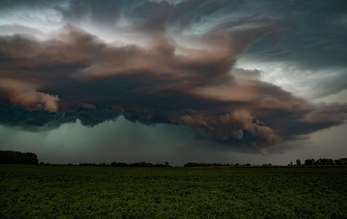 Intense Energy  by Amanda_Wakefield - A Storm Is Coming Photo Contest