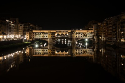 La Ponte Vecchio, Florence, Italy