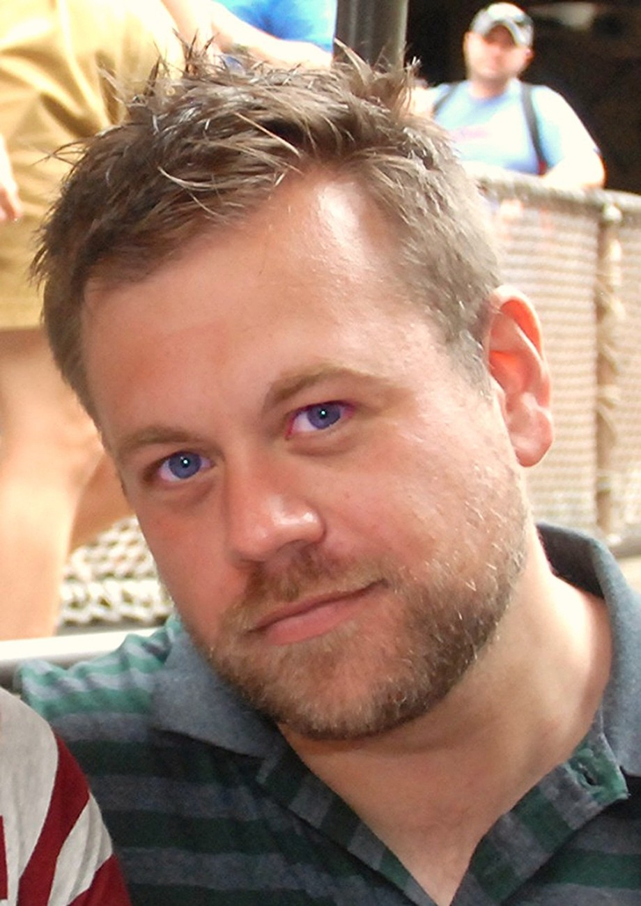 Chris Blue eyes