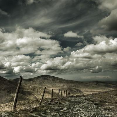 Downhill Snowdonia
