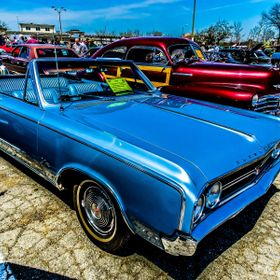 St Louis Easter Car Show