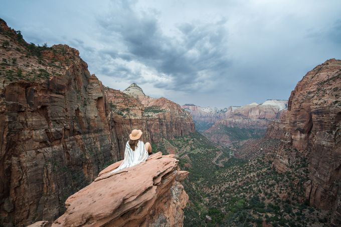 Canyon Perch by sortino - One With Nature Photo Contest