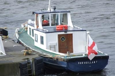 "South Shields, River Tyne, Pilot Boat, ""Surveillant"", I"