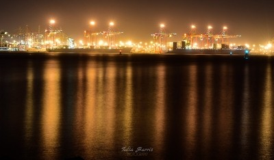 Ships by night