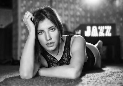 Listening jazz