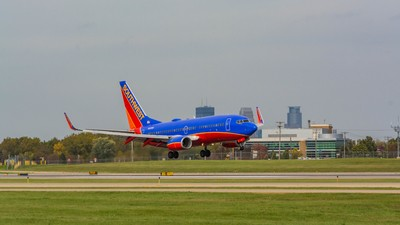 Southwest Airlines Boeing 737-7H4(N412WN)