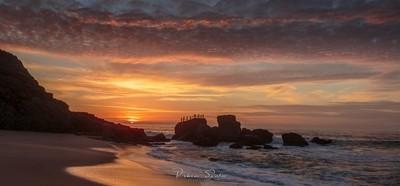 Sunset at Formosa