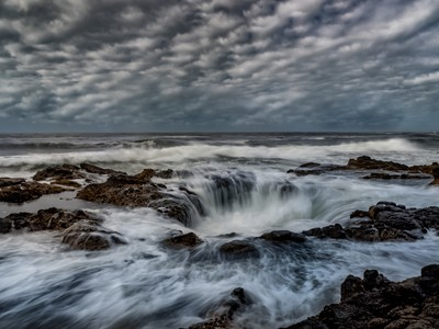 Thor's Well in Color