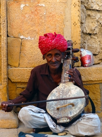 Magic of Sarangi
