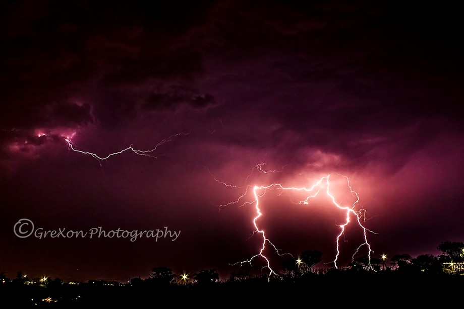 Single image from a recent storm here in Durban, South Africa. The sky absolutely opened up for m...