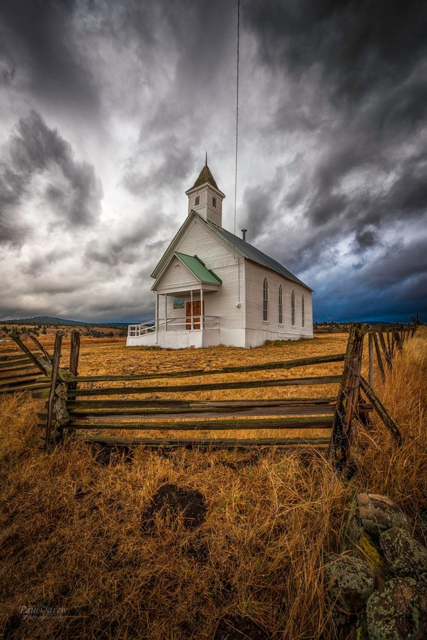 Party Line to the Lord by paulcarew - Fish Eye And Wide Angle Photo Contest