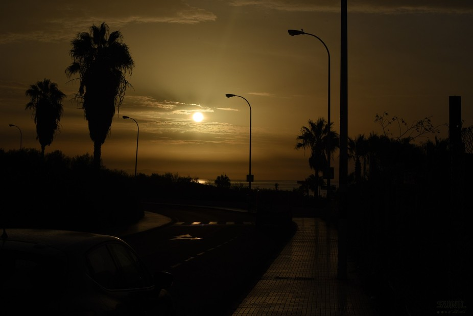Sun rise captured from Tenerife, Spain. Date taken : 16/10/16 Camera : Nikon D750 lense - 105 300...