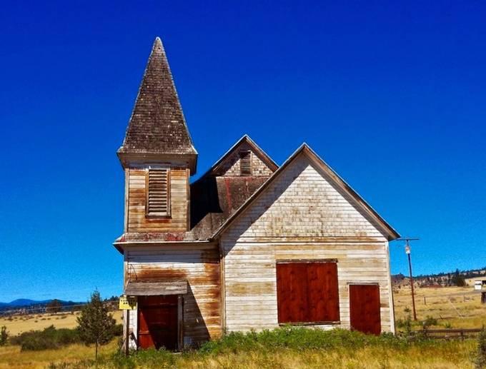 Old Church copy