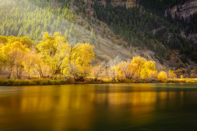 Glenwood Canyon by rexjones - Yellow Beauty Photo Contest