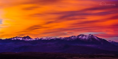 Elk Mountain Sunrise