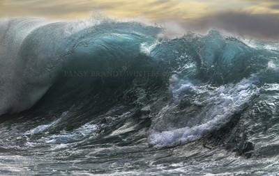 wave away