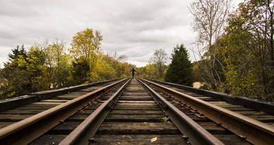 Walking Railroads