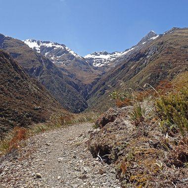 Otira trail