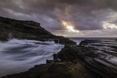 Lanai Lookout Sunrise