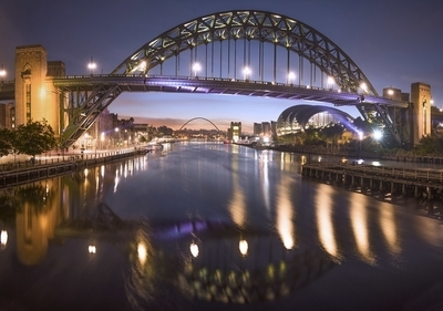 Just before the dawn, Newcastle