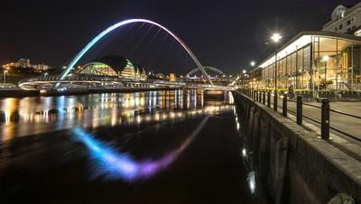 Millenium Eye, Gateshead-Newcastle