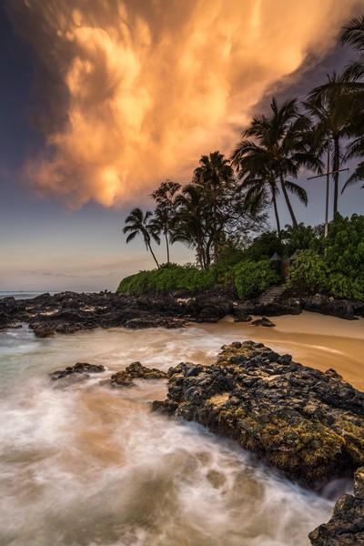 Tropical Nuclear Sunrise