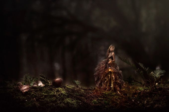 Land of the Lost by MaryAnnAndrews - A Fantasy World Photo Contest
