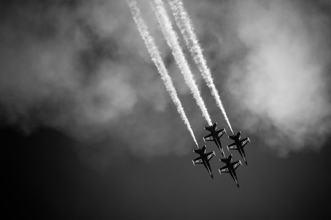 Blue Angels at Reno Air Races by Sookool - Fast Photo Contest