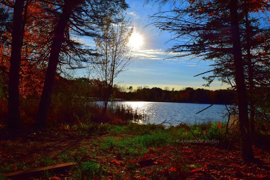 Fall 2016 Pickerel Lake Rockford, MI