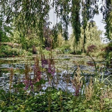 "Le Jardin De Claude Monet (Monet's Garden), Giverny - The ""France"" Collection"