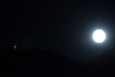 Full moon vision