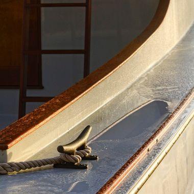 Boat edge detail II